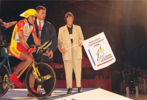 Start Tour proloog Den Bosch 1996