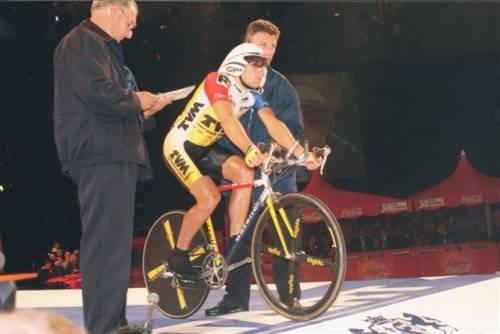 Start Tour Den Bosch 1996