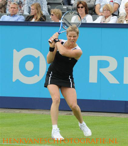 Kim Clijsters I Unicef Open 2011
